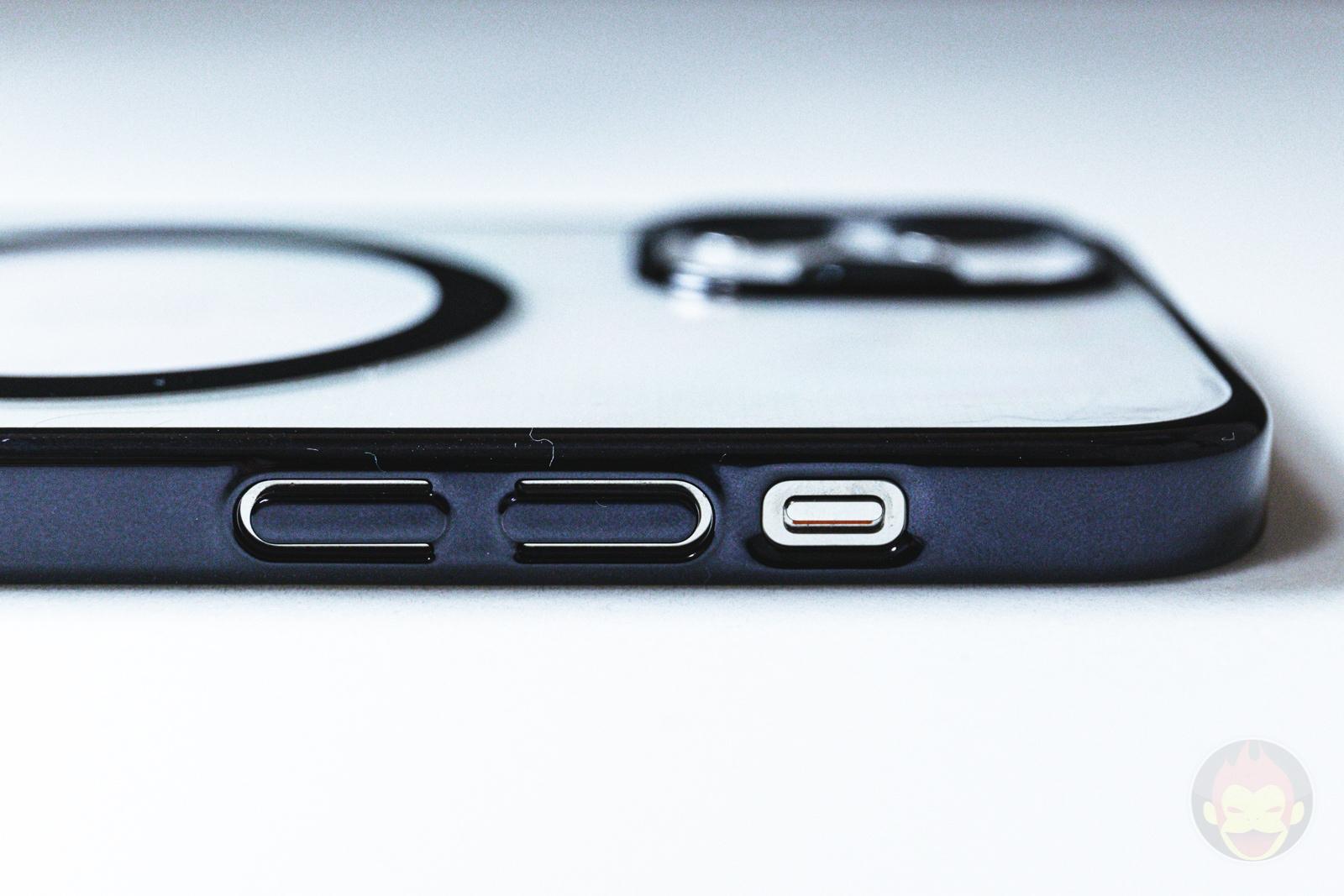 KAHITE Black MagSafe iPhone 12 Pro Case 04