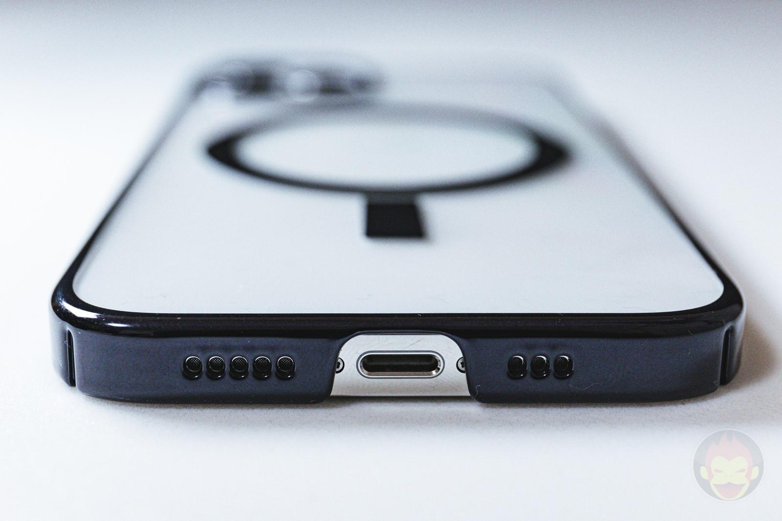 KAHITE Black MagSafe iPhone 12 Pro Case 07