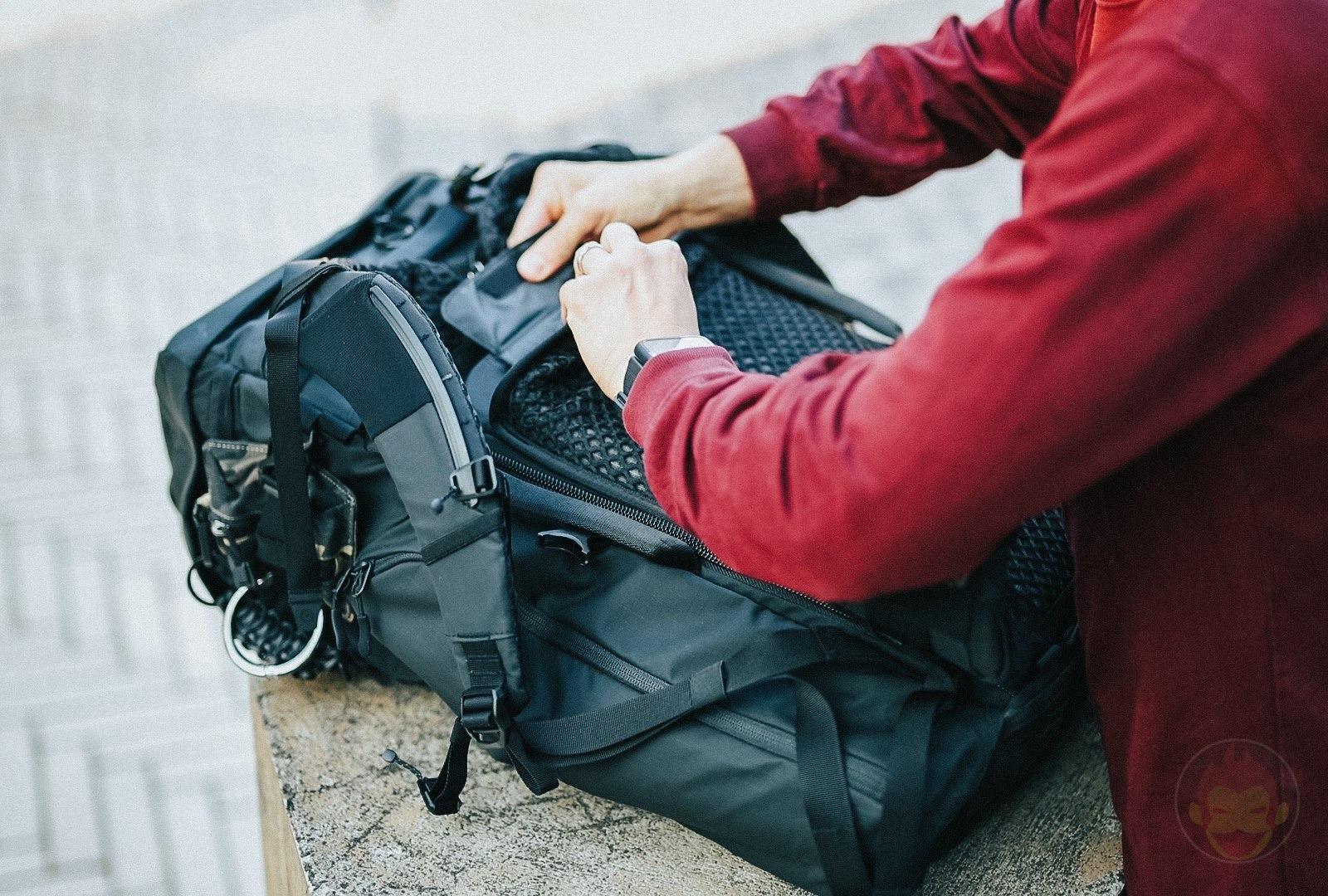 WANDRD FERNWEH Backpack Review 10