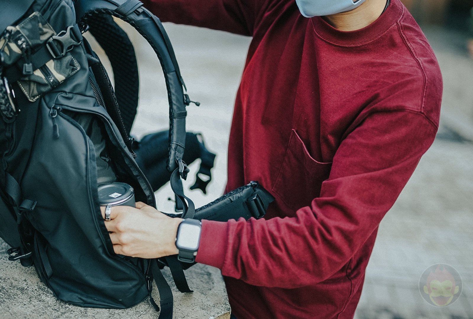 WANDRD FERNWEH Backpack Review 12
