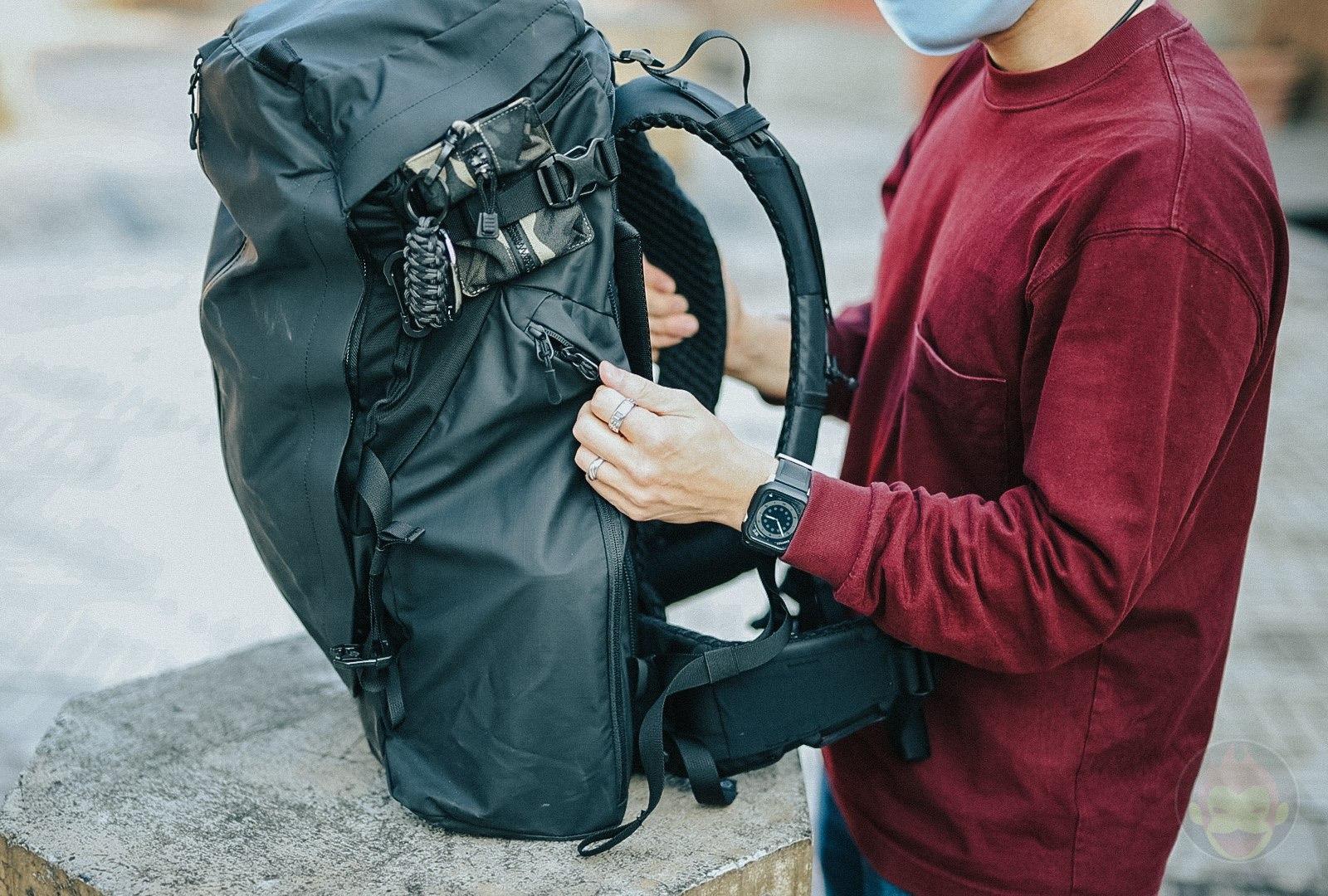 WANDRD FERNWEH Backpack Review 14