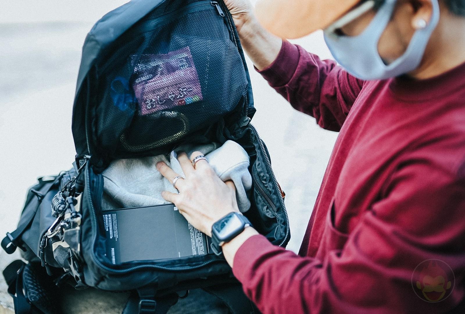 WANDRD FERNWEH Backpack Review 18
