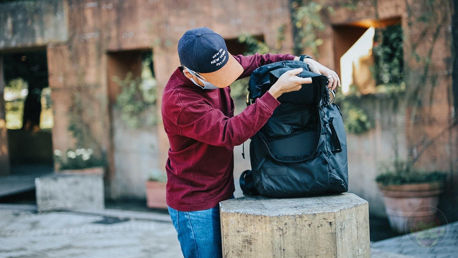 WANDRD FERNWEH Backpack Review 19