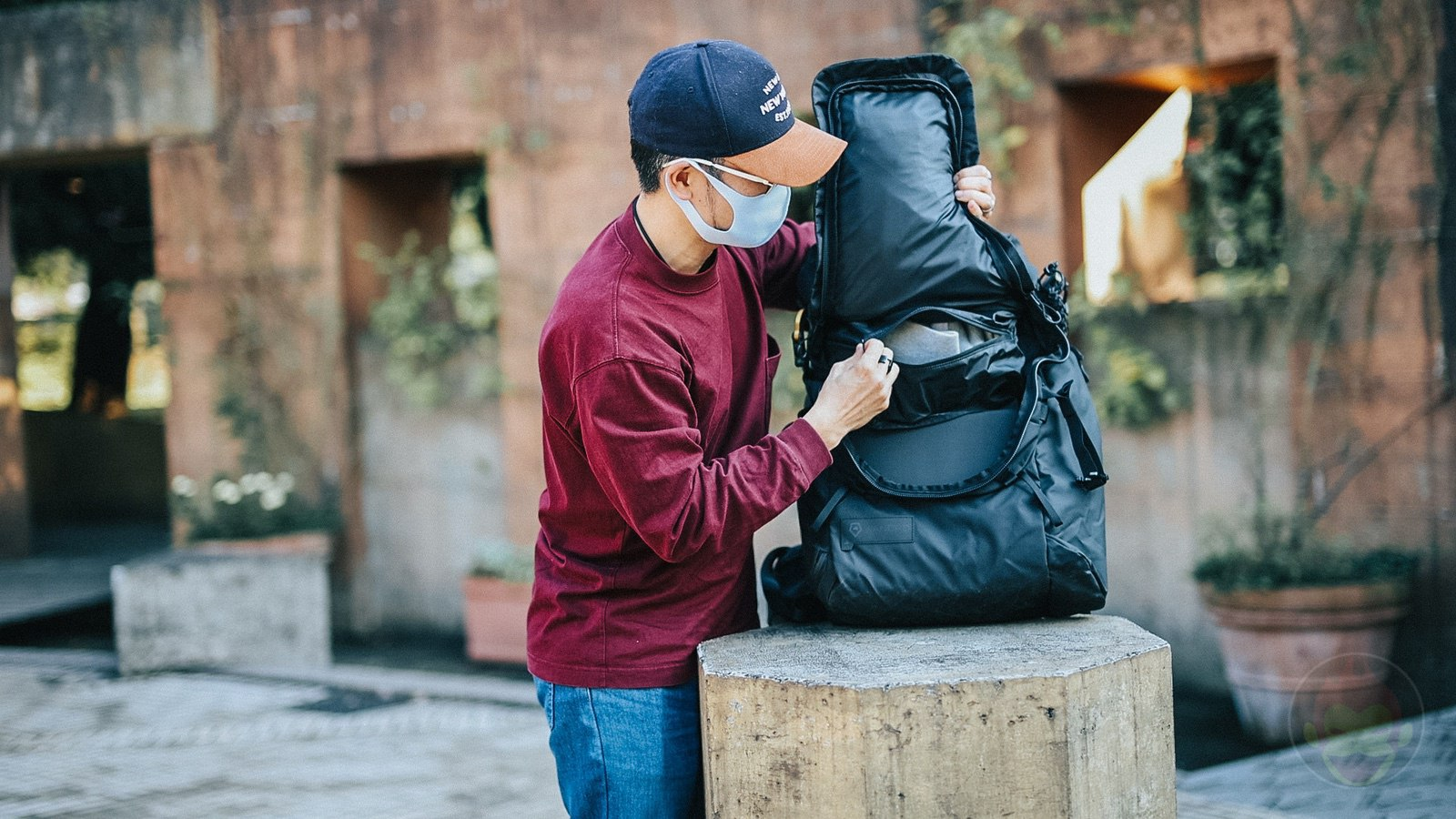 WANDRD FERNWEH Backpack Review 20
