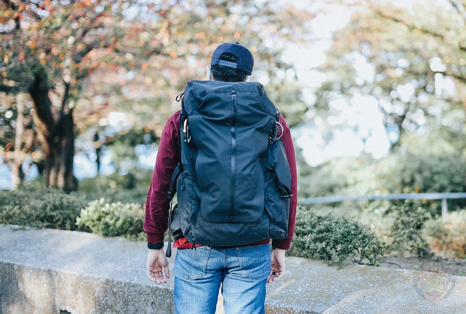 WANDRD FERNWEH Backpack Review 23