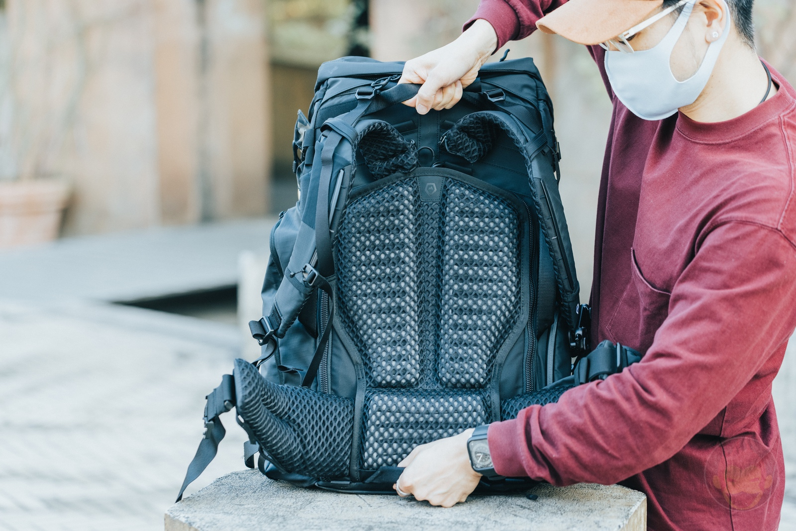 WANDRD FERNWEH Backpack Review 35
