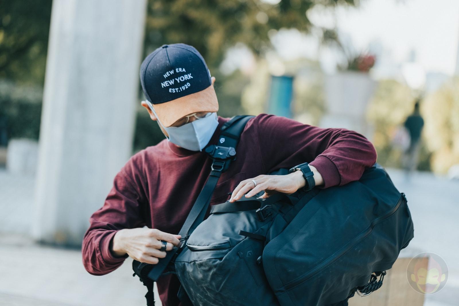 WANDRD FERNWEH Backpack Review 45