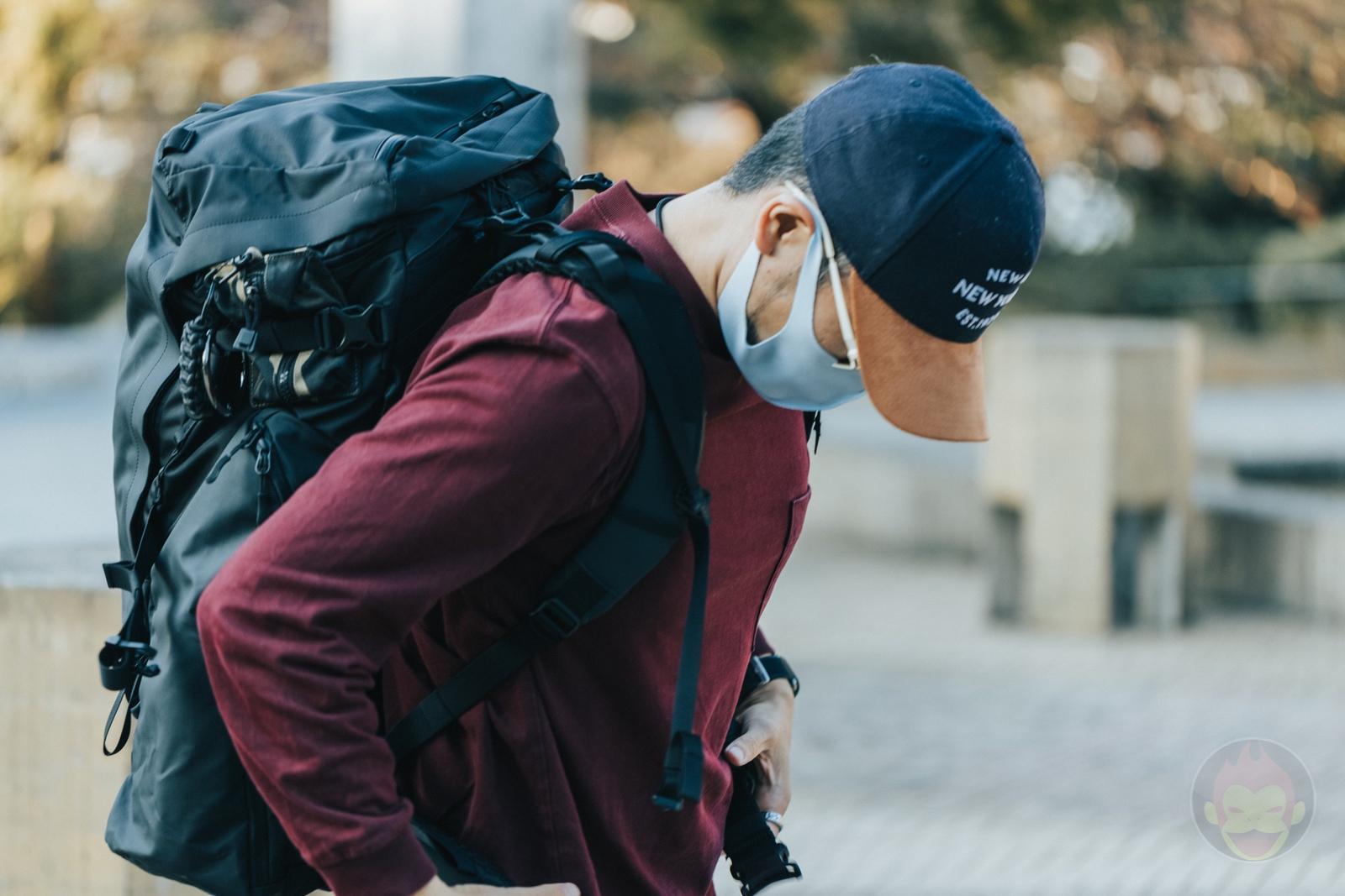 WANDRD FERNWEH Backpack Review 53