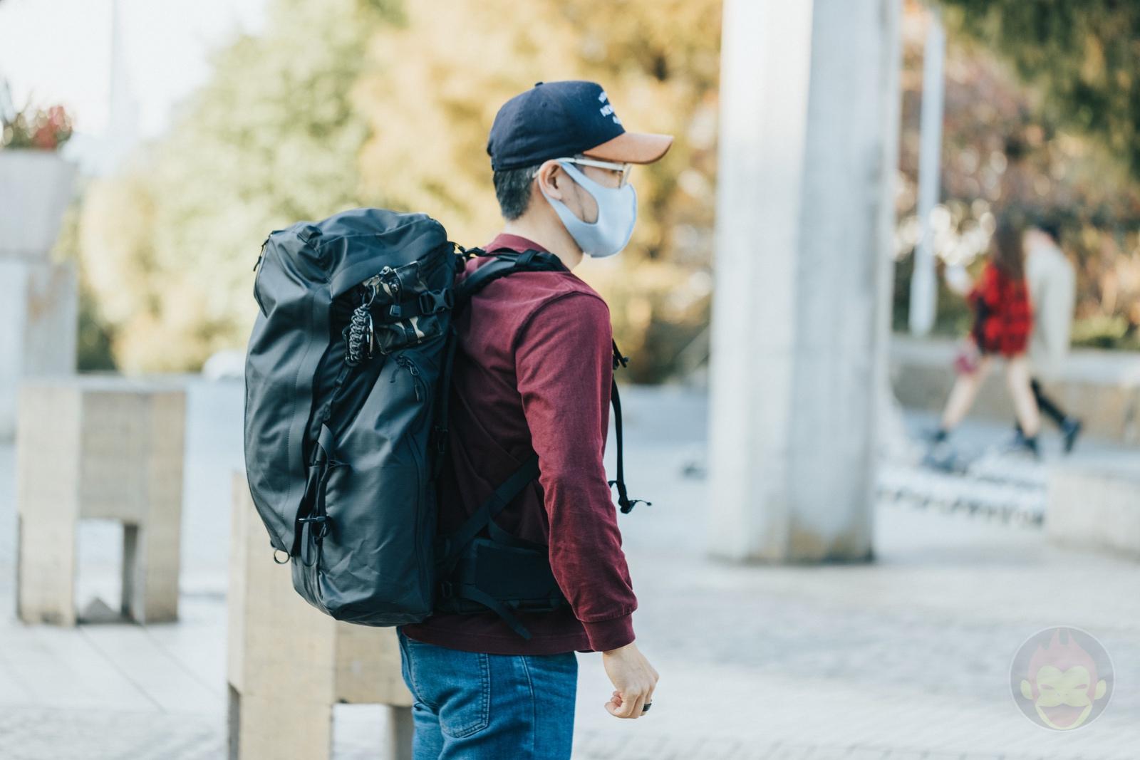 WANDRD FERNWEH Backpack Review 56