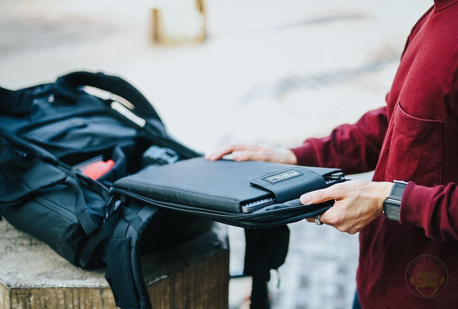 WANDRD FERNWEH Backpack Review 58
