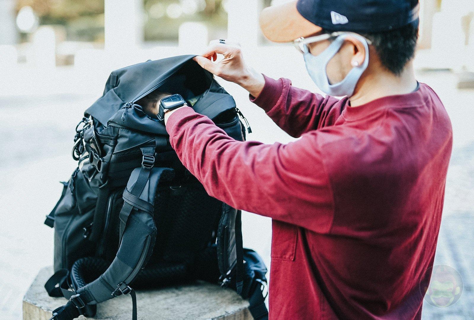 WANDRD FERNWEH Backpack Review 61