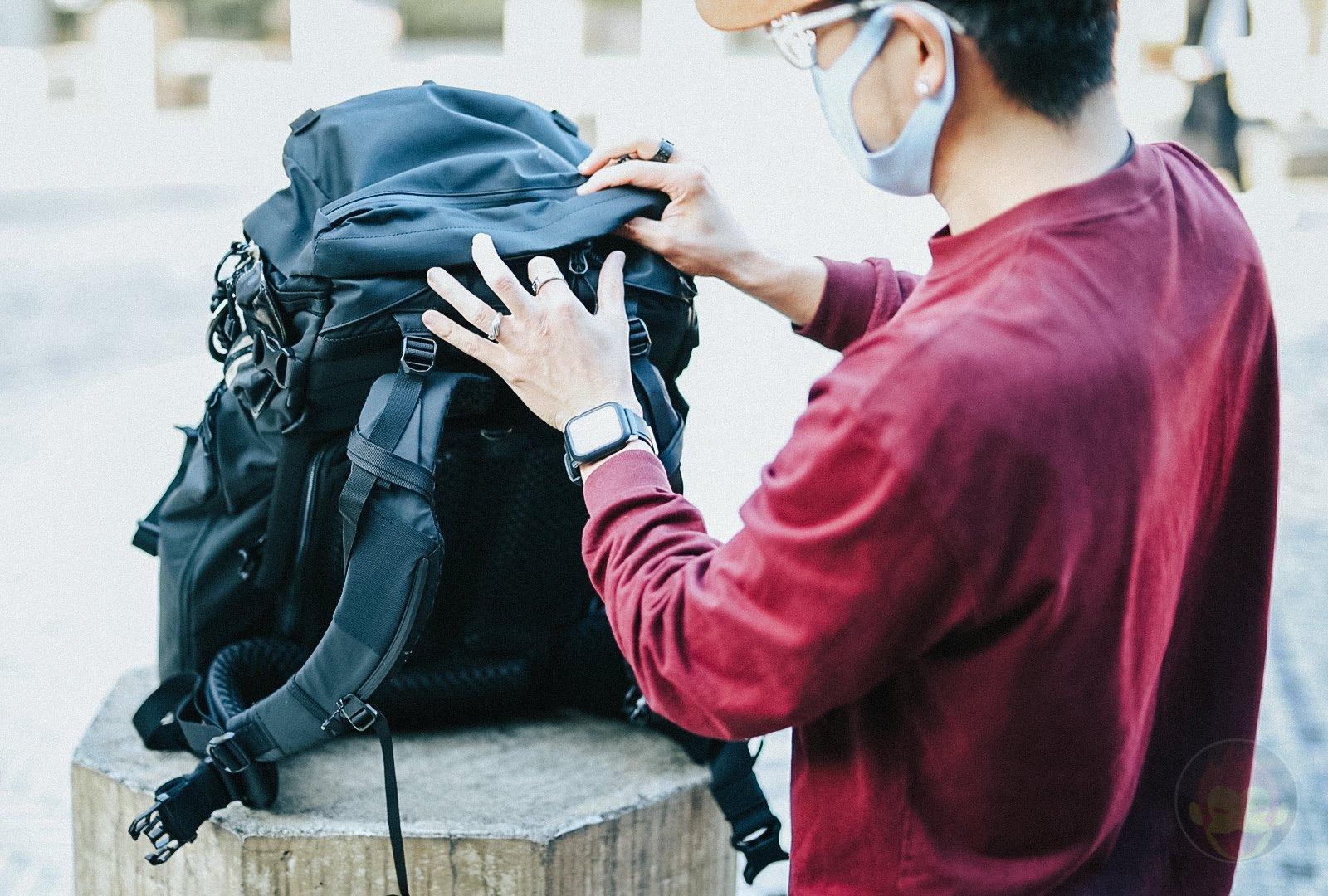 WANDRD FERNWEH Backpack Review 62