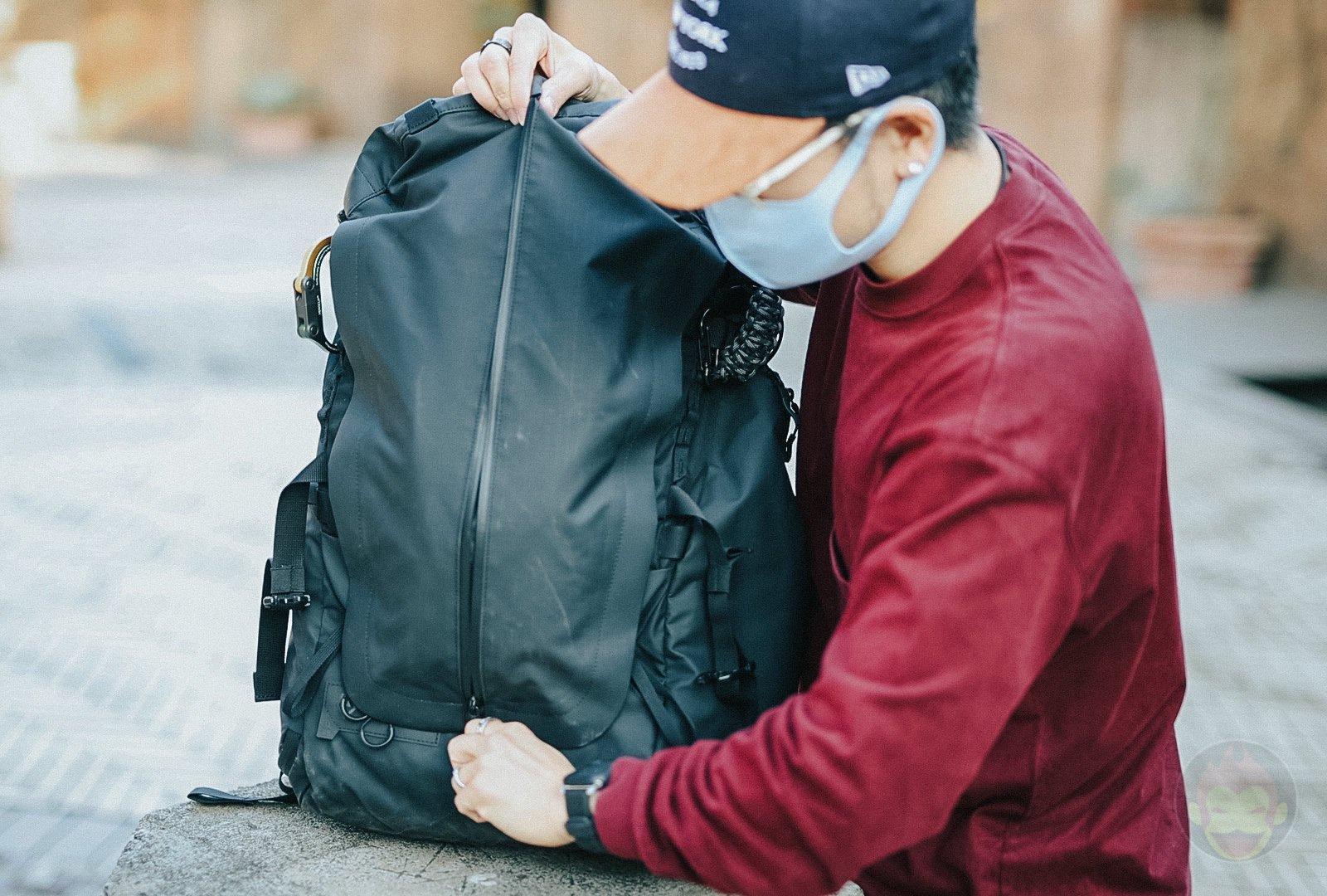 WANDRD FERNWEH Backpack Review 65