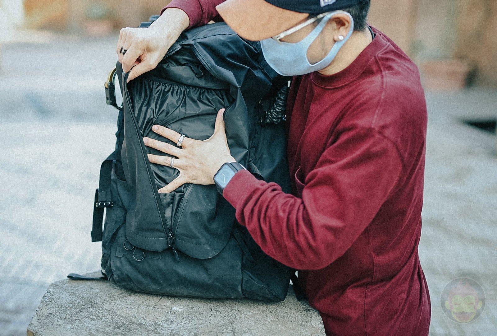 WANDRD FERNWEH Backpack Review 66