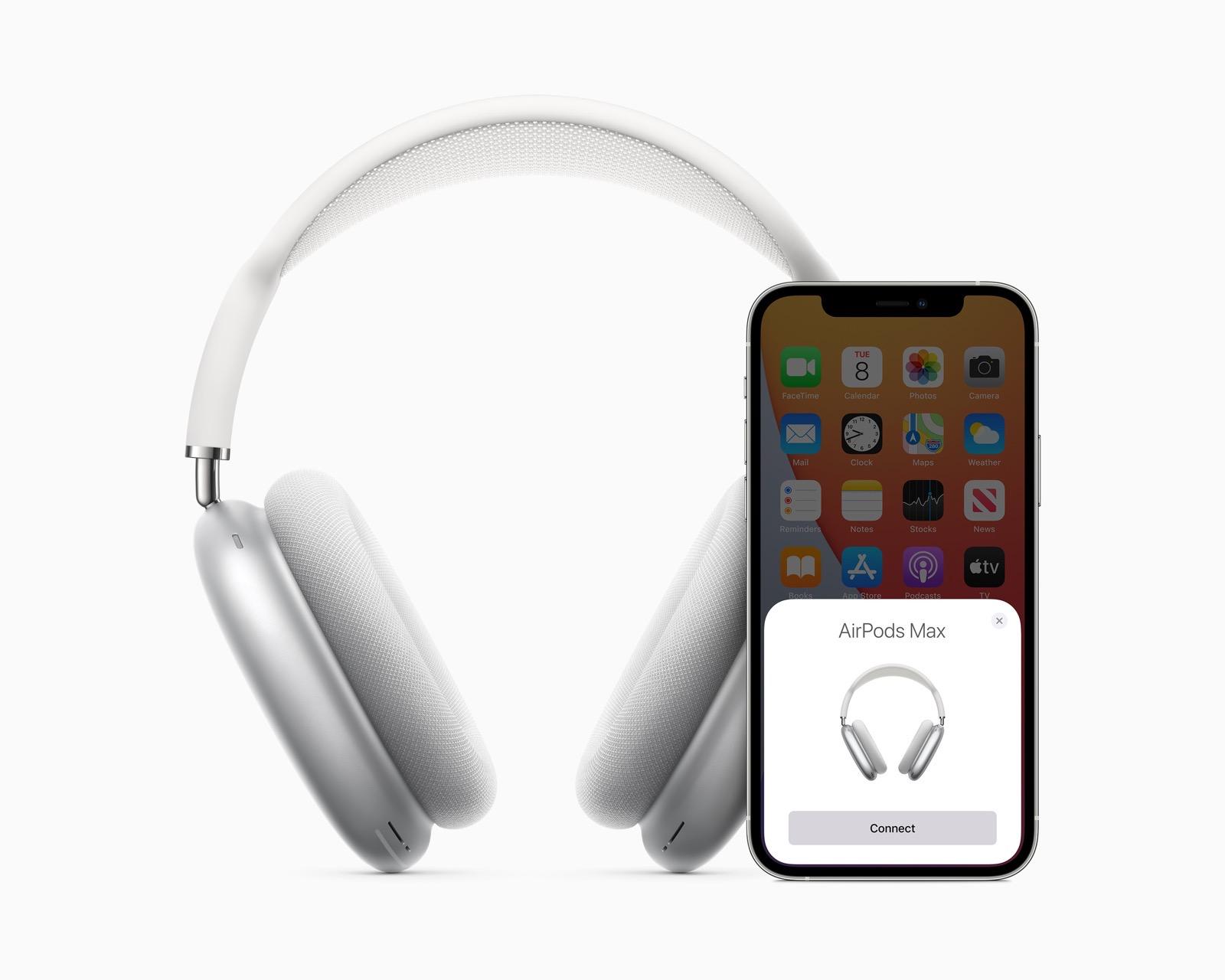 Apple airpods max pairing 12082020