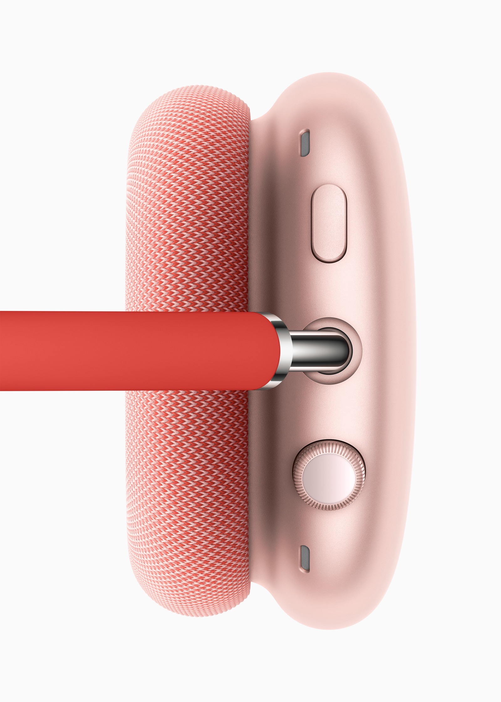 Apple airpods max top red 12082020