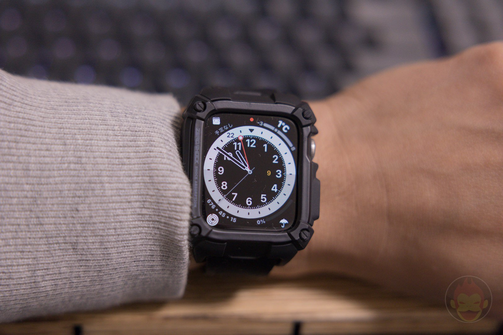 Apple Watch G SHOCK Elecom Case and UAG Band Review 02