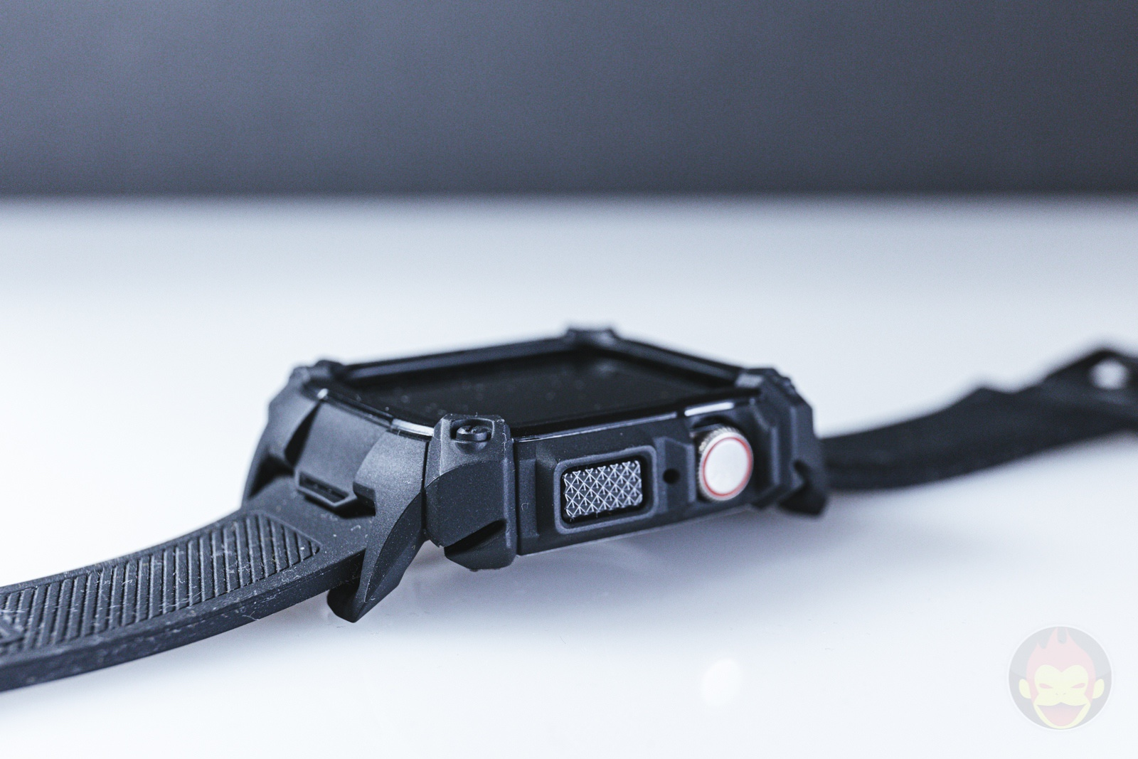 Apple Watch G SHOCK Elecom Case and UAG Band Review 03