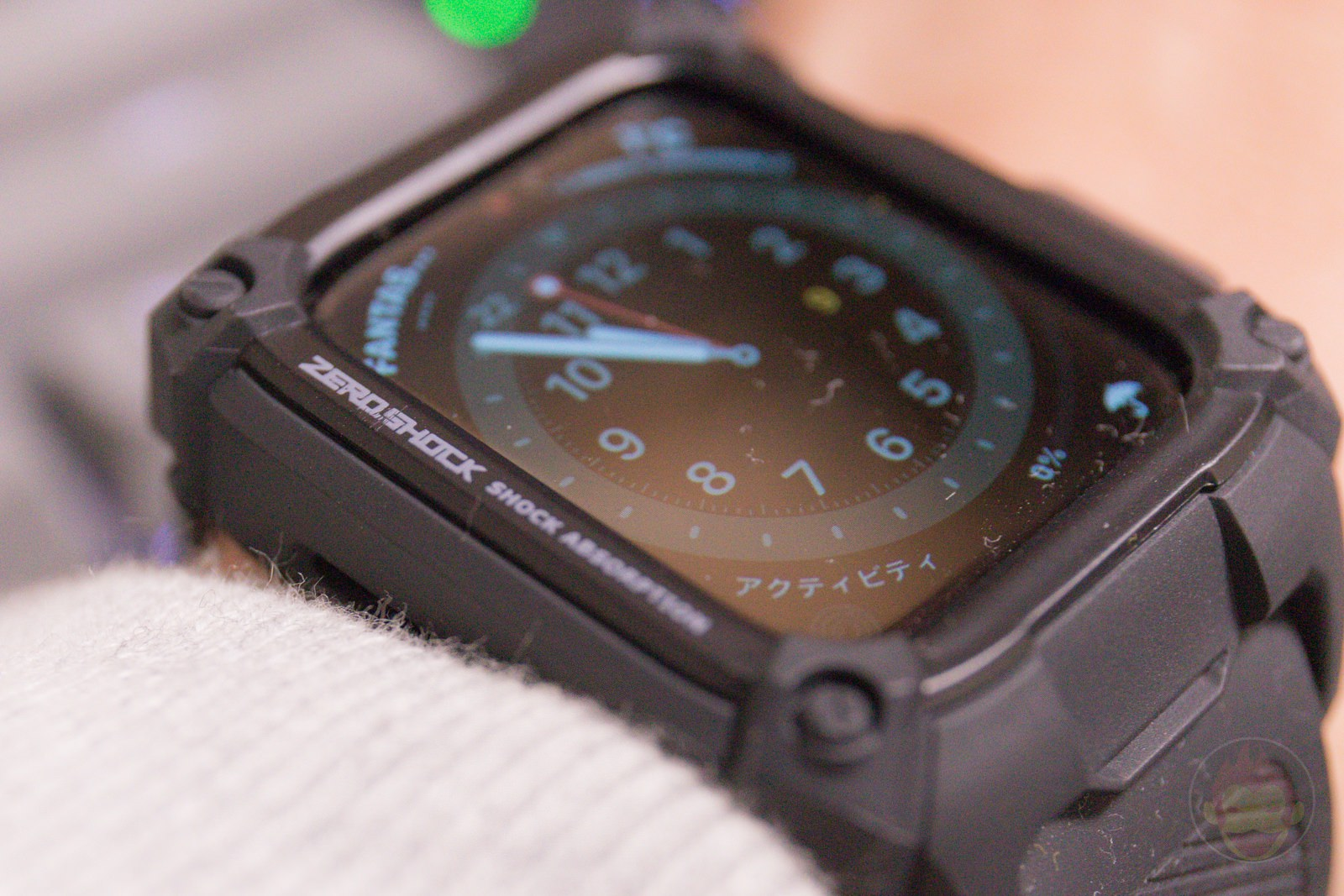 Apple Watch G SHOCK Elecom Case and UAG Band Review 13