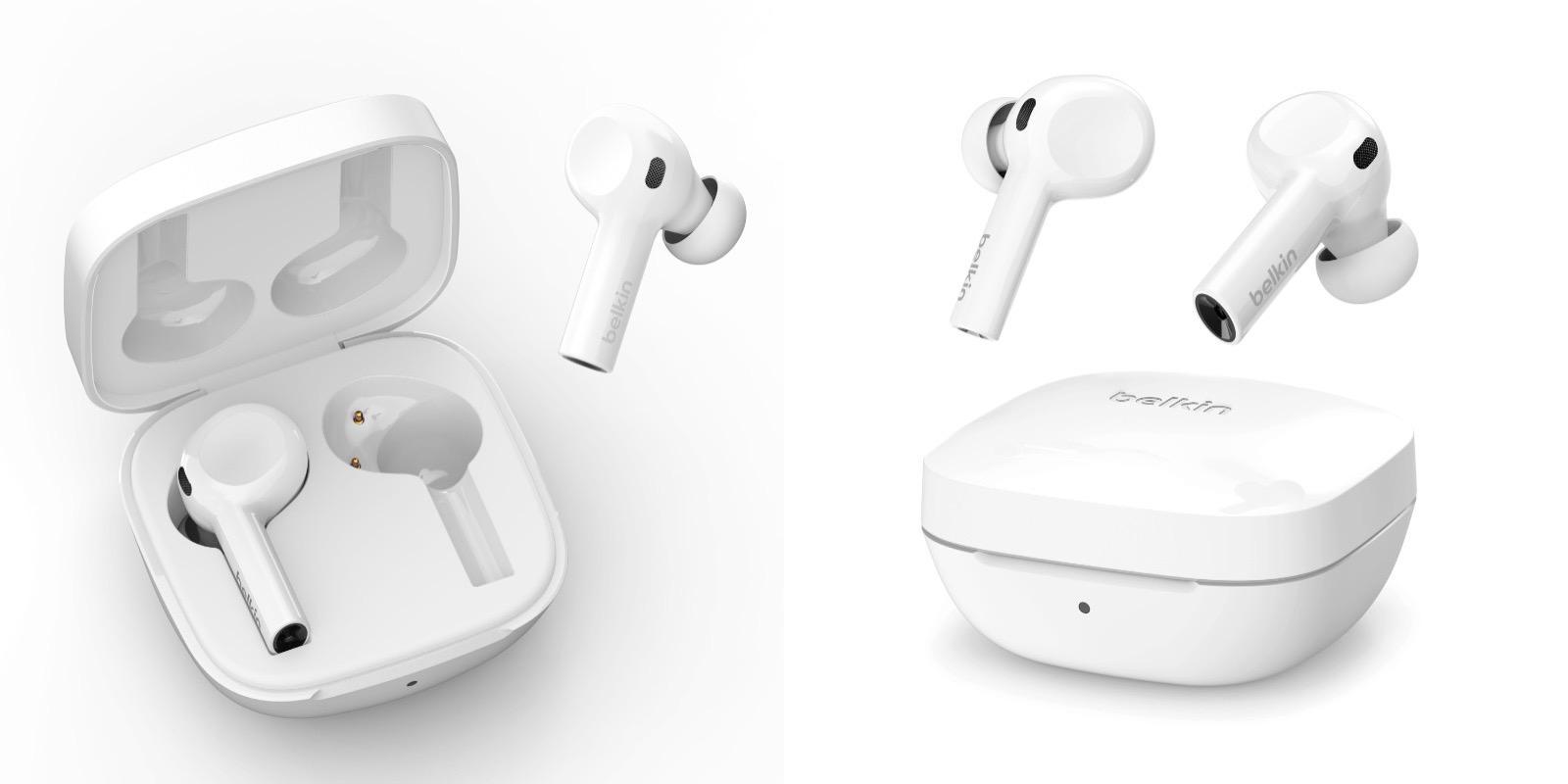 Belkin Soundform freedom earphones