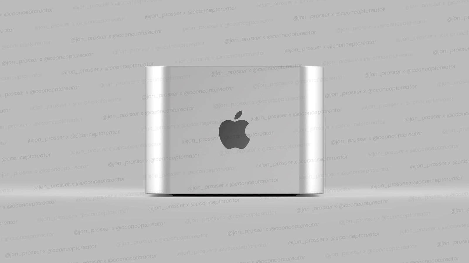 Mac Pro concept images