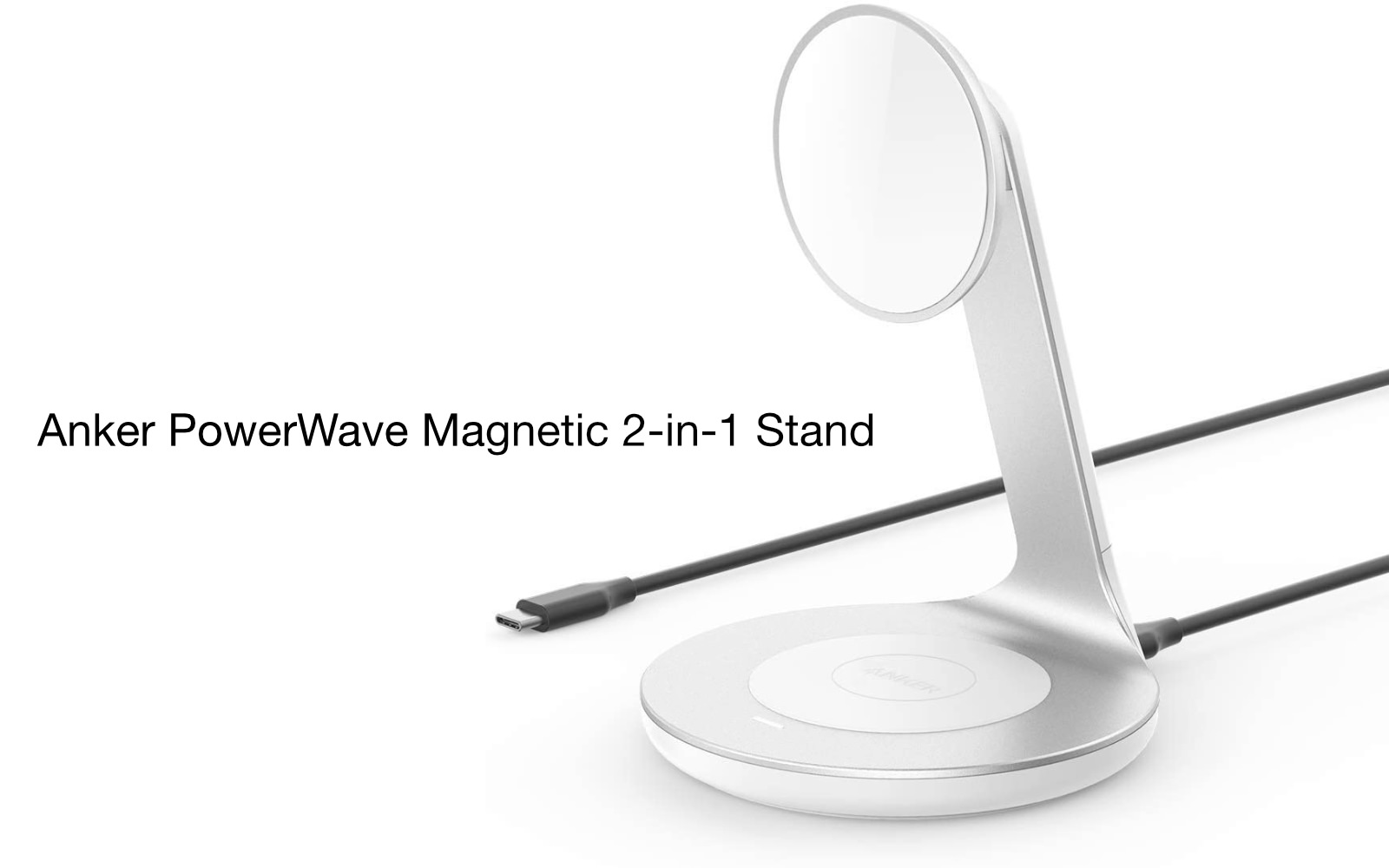 Anker PowerWave Magnetic 2 in 1 stand