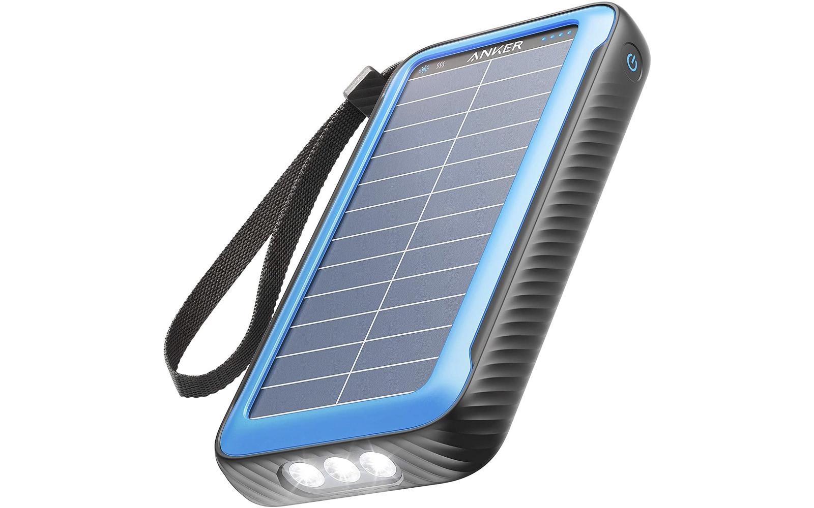 Anker Solar Powered Mobile Battery
