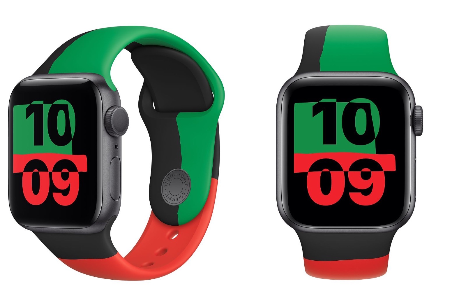 Apple Watch Series 6 Black Unity Model