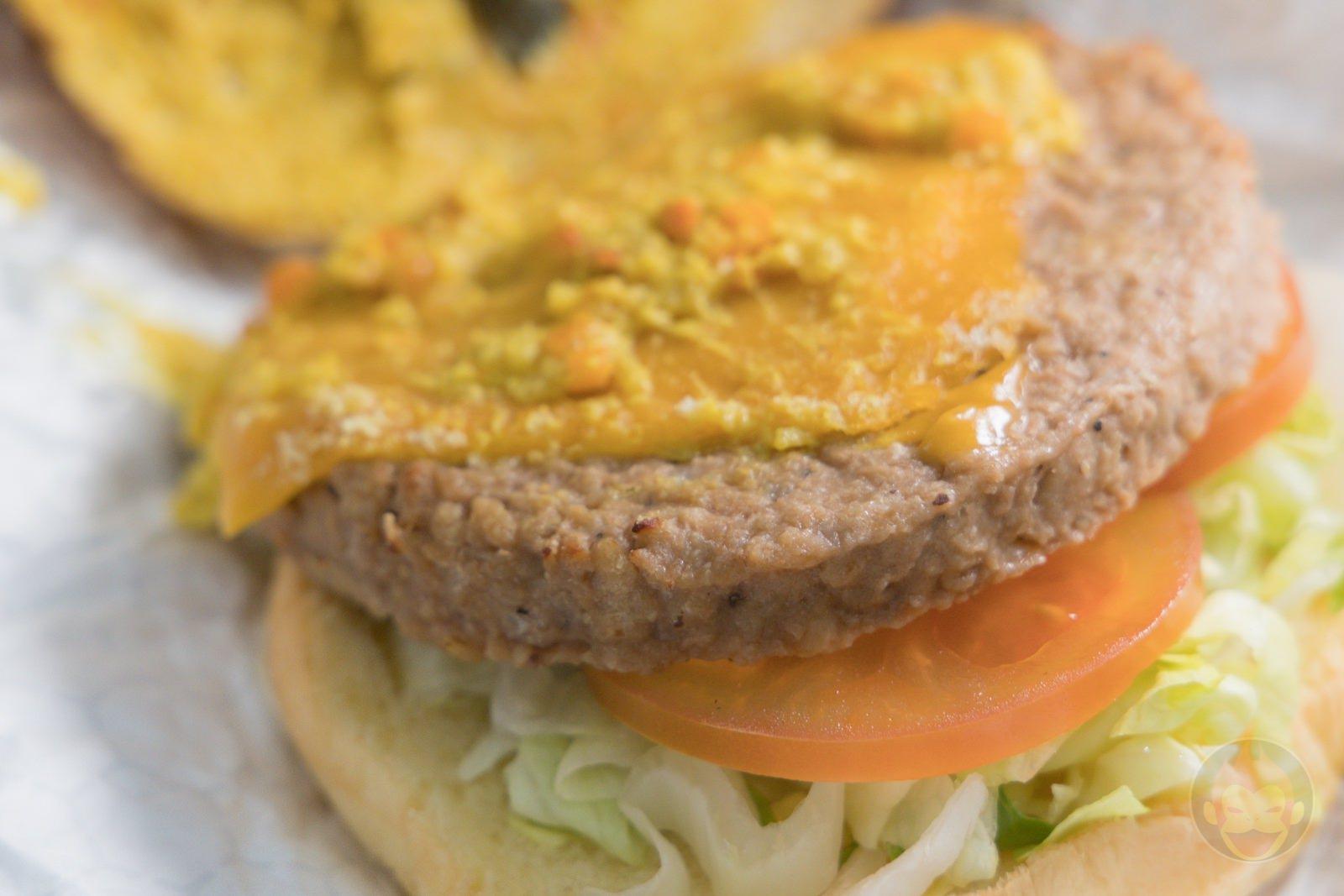 Costco Garden Burger no meat used 04
