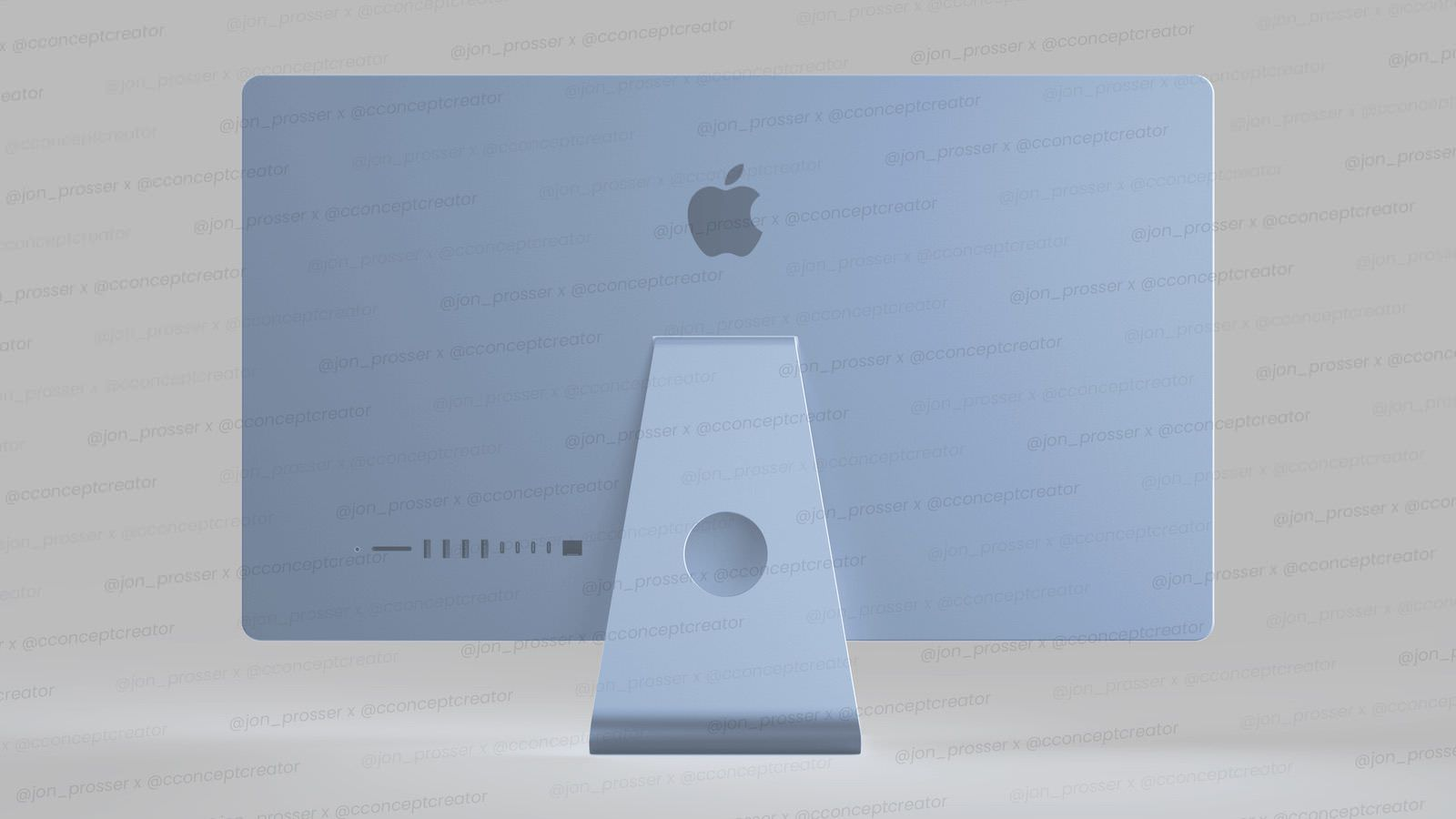 New iMacs and Mac Pro Minis Concept Images FPT 01