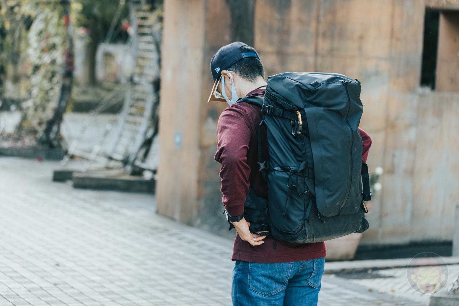 WANDRD FERNWEH Backpack Review 38