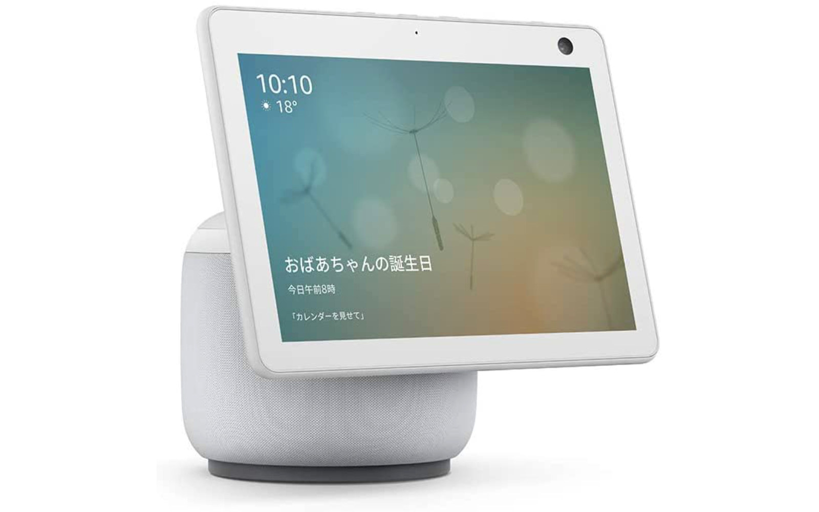 Amazon Echo Show 10 new model