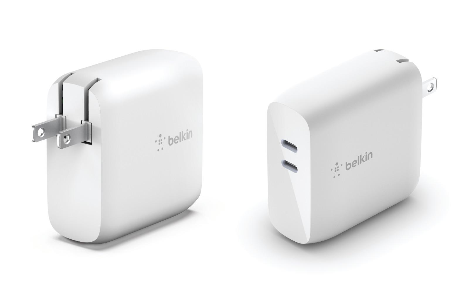 BOOST↑CHARGE™ PRO 68W USB-C PD GaN USB