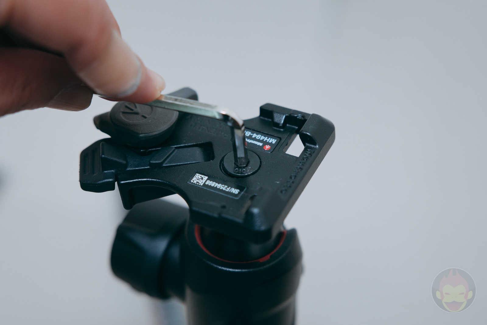 From Manfrotto to ArcaSwiss Plate 02
