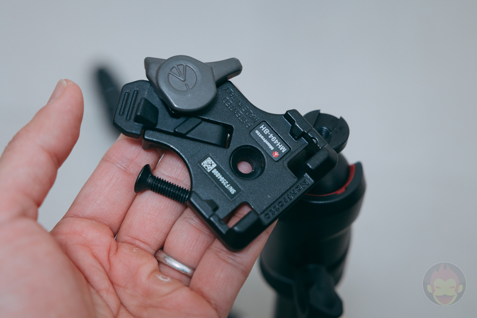 From Manfrotto to ArcaSwiss Plate 03