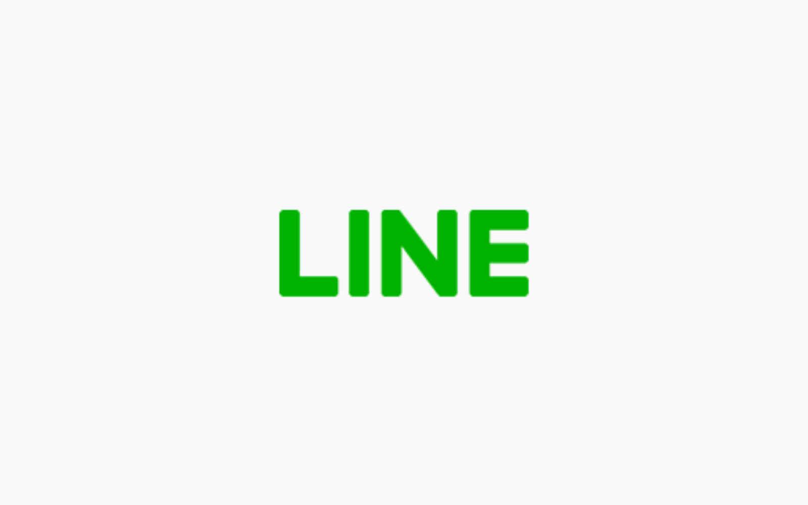 LINE Logo official
