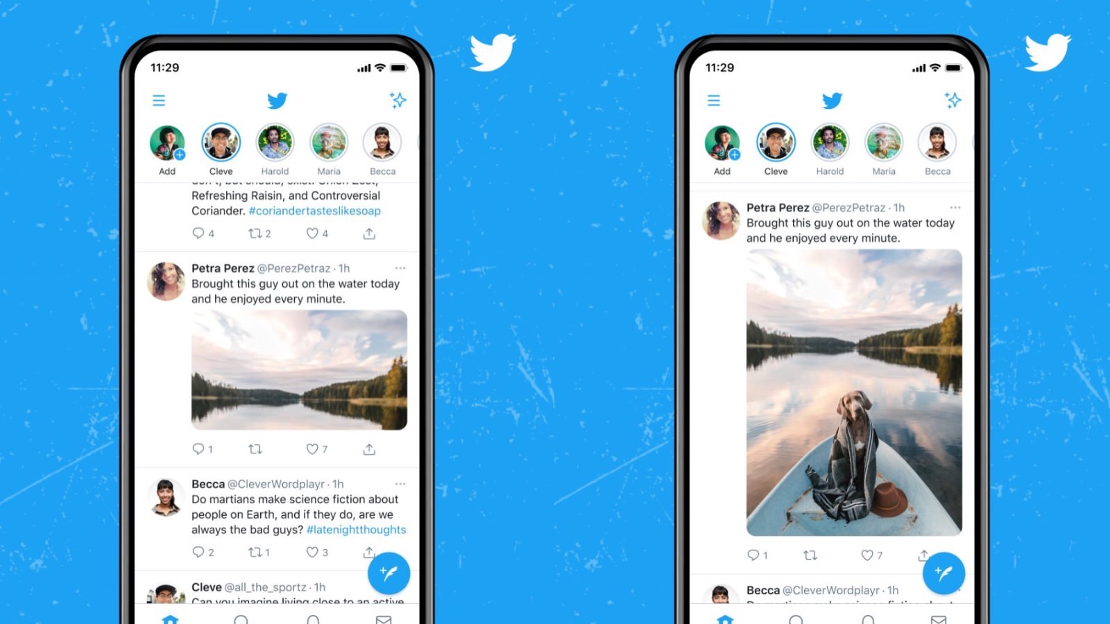 Twitter Full Size Previews