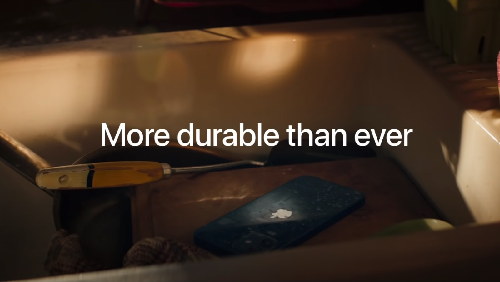 Iphone12 cook more durable than ever