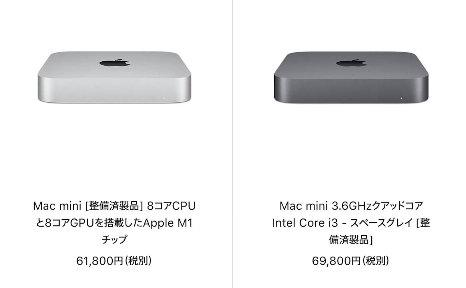 M1 mac mini is cheap