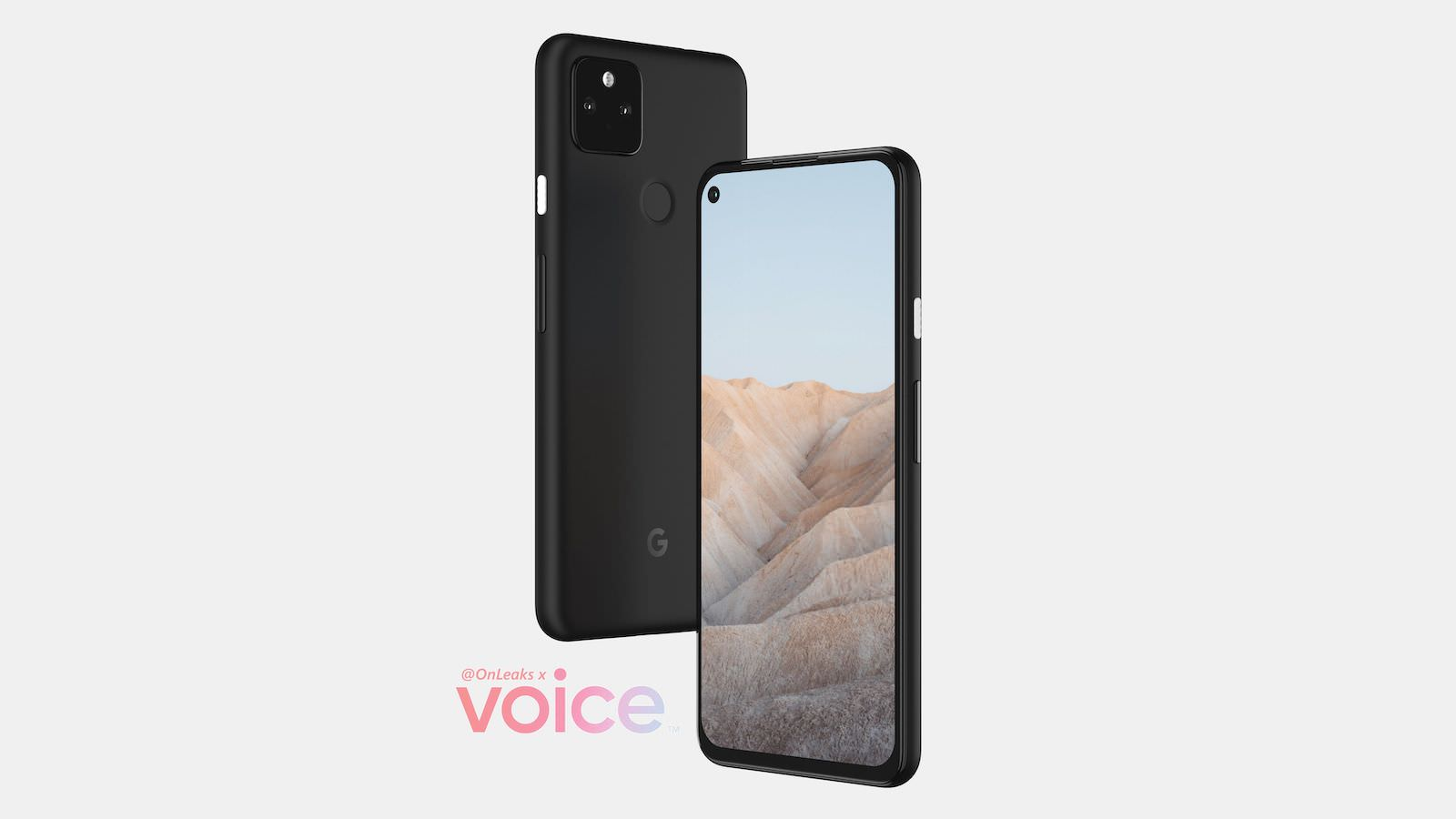 Pixel 5a rendering images