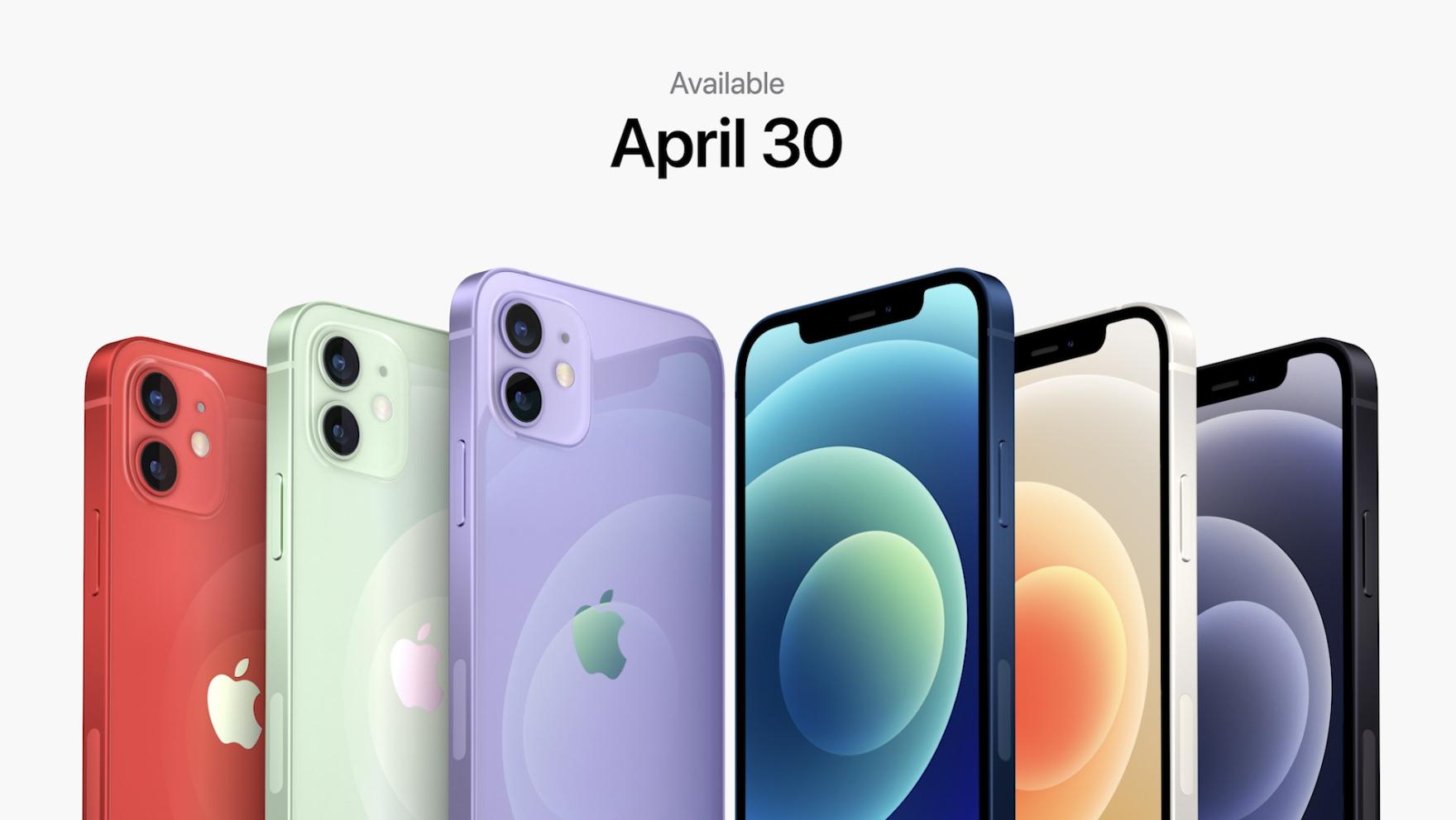 Apple Spring Loaded Event 515