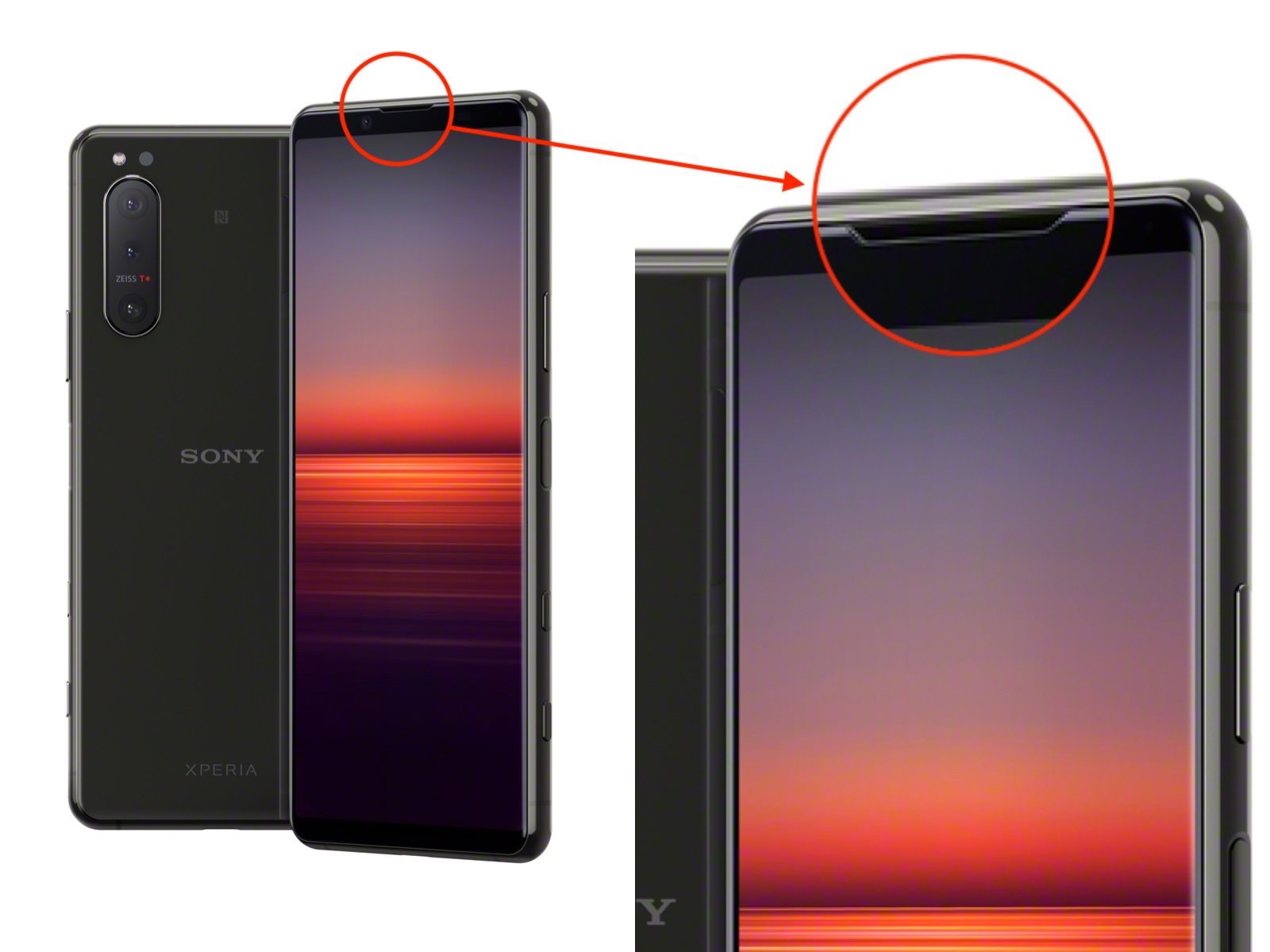 Sony Xperia Pro Speaker