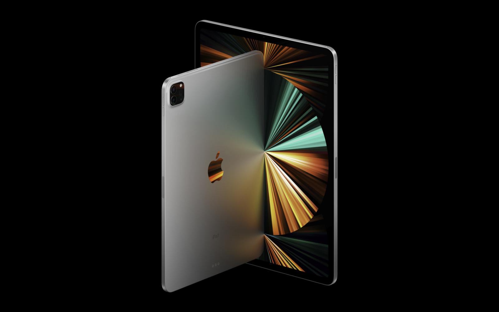The New iPad Pro 2021 model