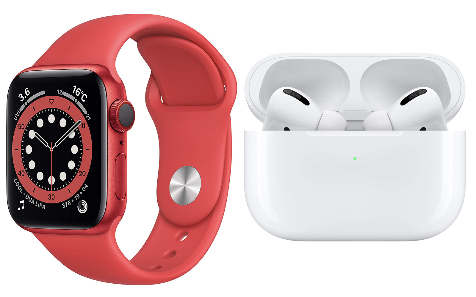 Applewatch and airpodspro