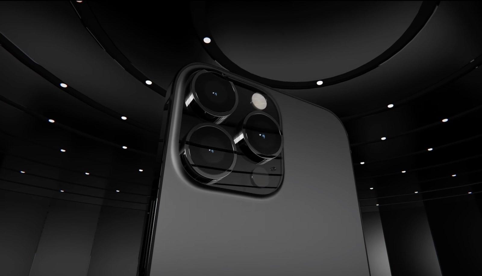 Iphone 13 pro max camera module