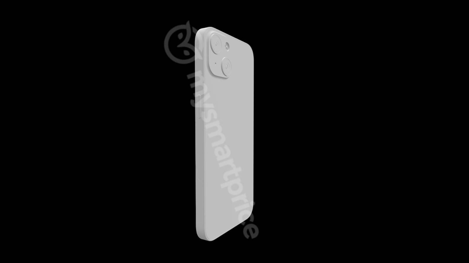 Iphone13 3d rendering images 2