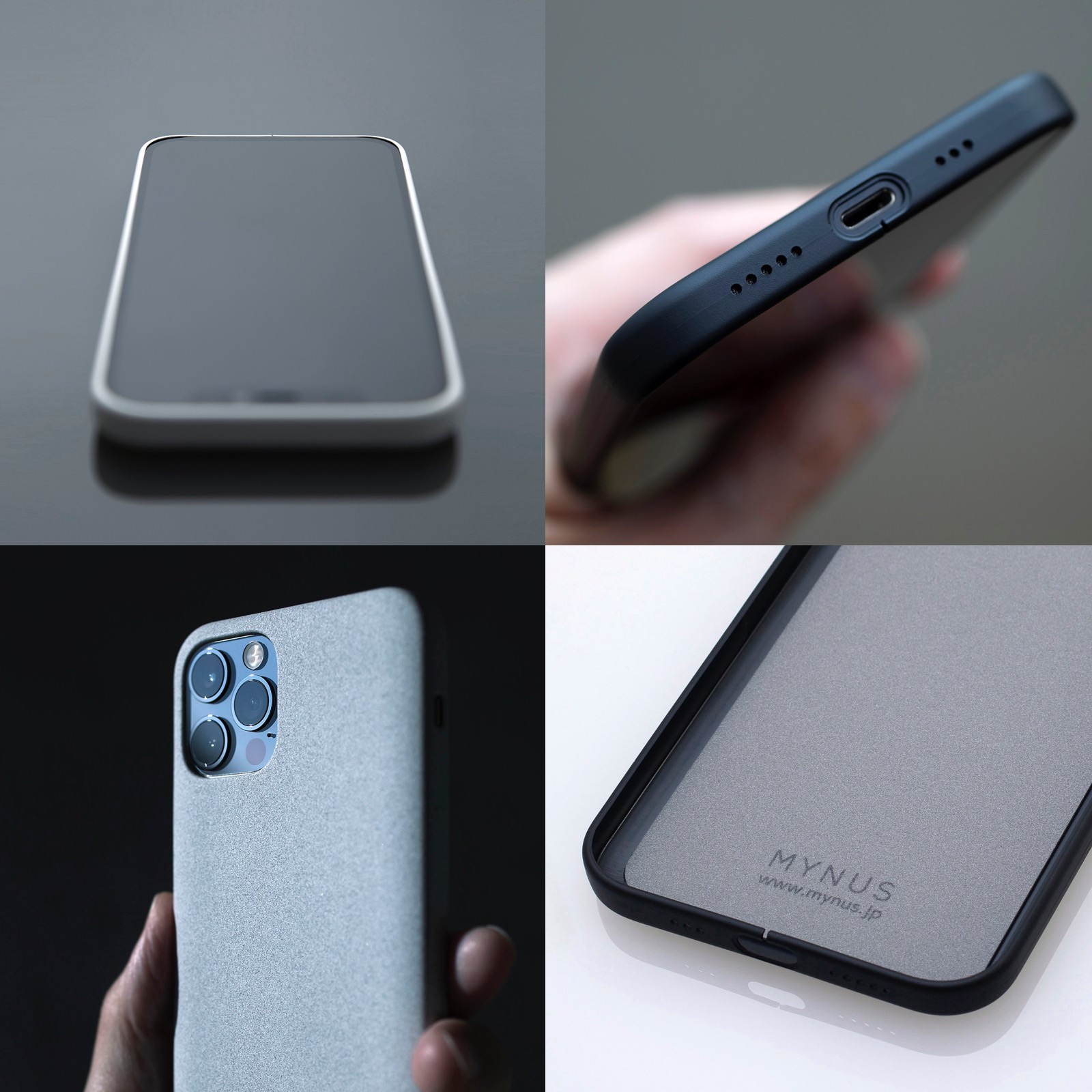 AndDesign MYNUS iphone12pro case on sale images