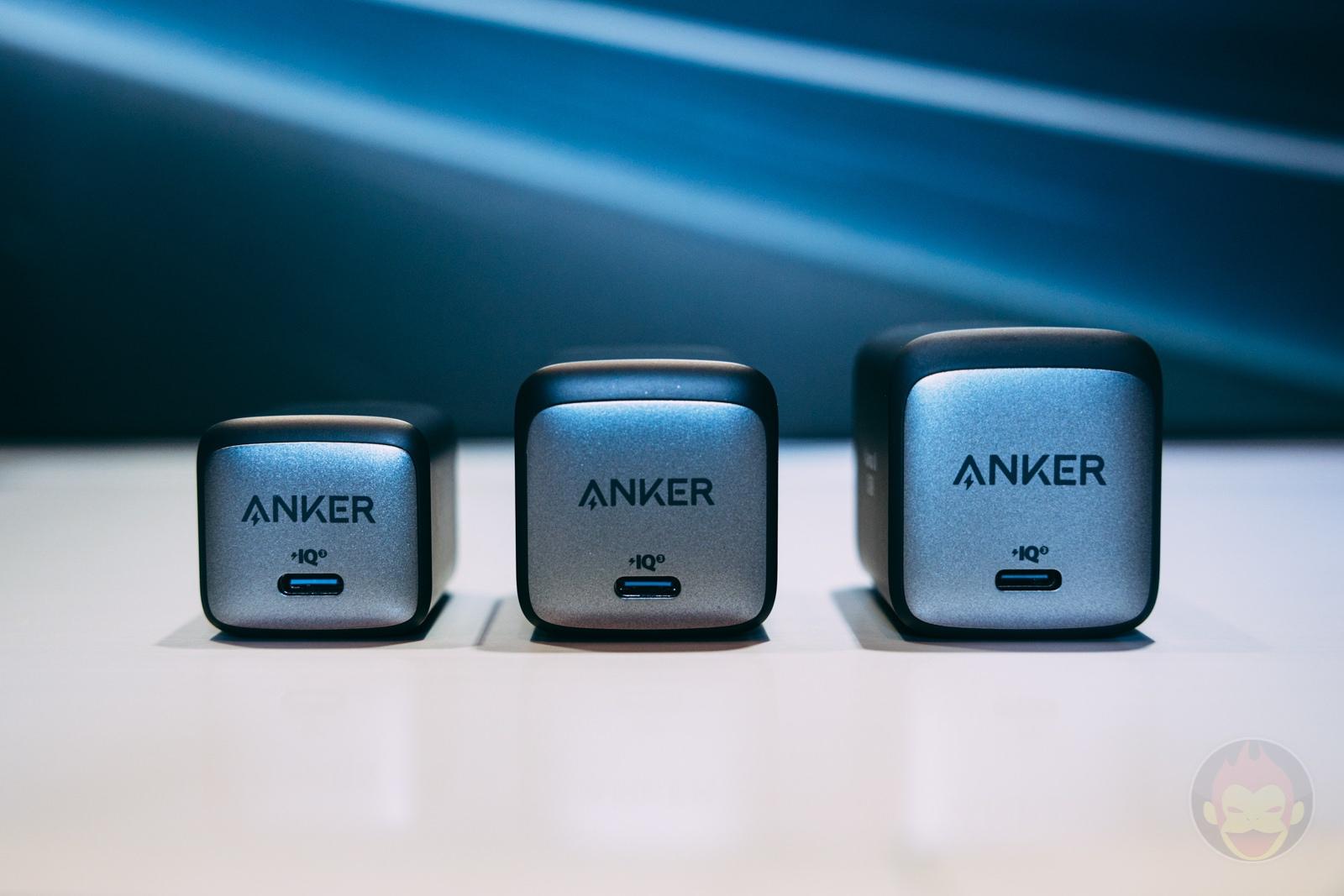 Anker GAN II Nano Series Hands On 05