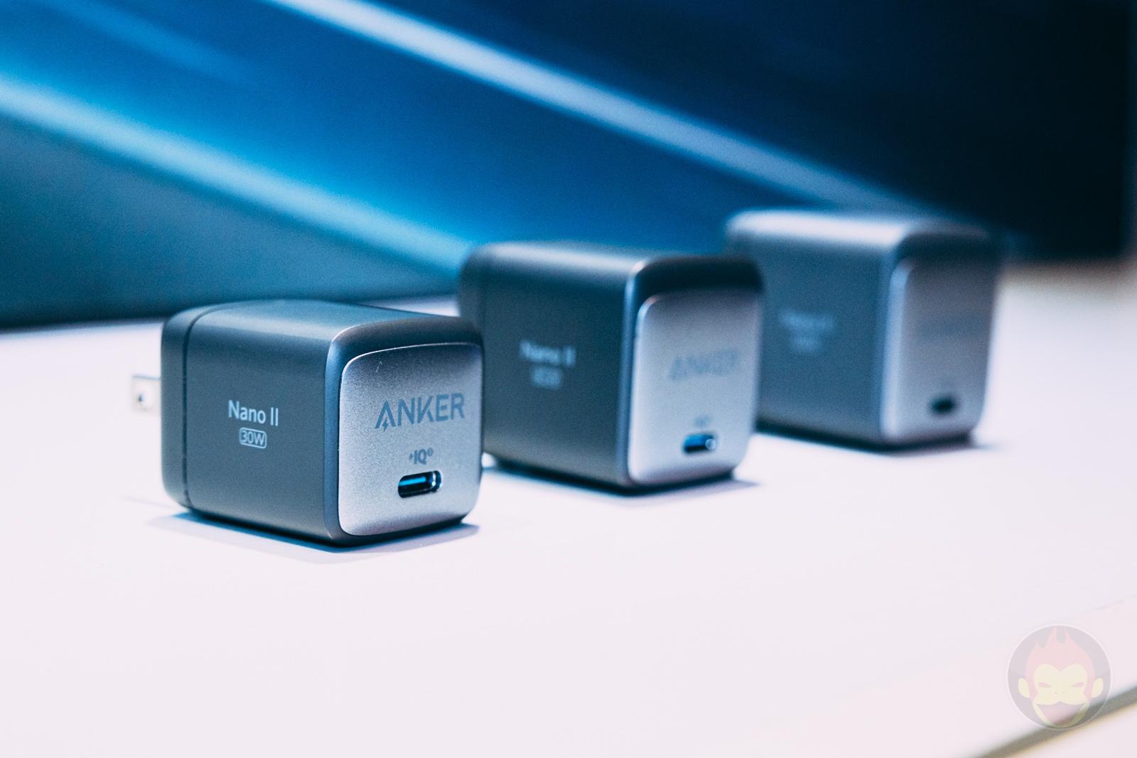 Anker GAN II Nano Series Hands On 09