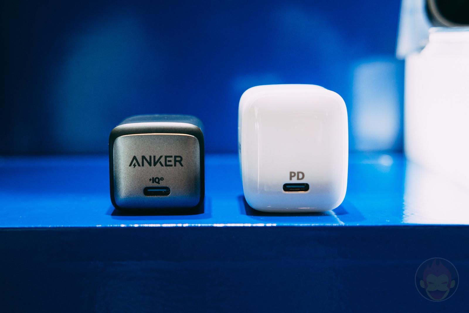 Anker GAN II Nano Series Hands On 11